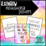 Rainbow Motivational Posters