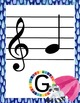 Rainbow Music Room Theme - Super Bundle, Rhythm and Glues