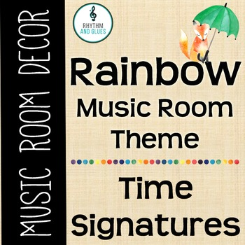Rainbow Music Room Theme - Time Signatures