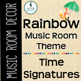 Rainbow Music Room Theme - Time Signatures
