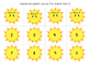 Number Bond Math Game, Rainbow, Number Cards and Practice Pages