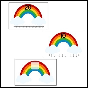Rainbow Number Bonds