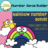 Rainbow Number Bonds: Sums within 20
