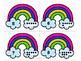 Rainbow Number Match {Freebie}