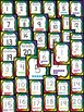 Rainbow Number Posters 1 - 20 Two formats with Ten Frames