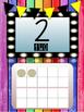 Rainbow Number Wall Cards - Classroom Decor