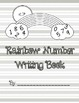 Rainbow Number Writing 0 to 20