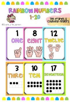 Rainbow Numbers