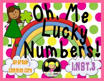 Rainbow Numbers {Math Station}