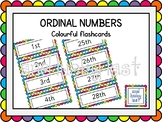 Rainbow Ordinal Numbers