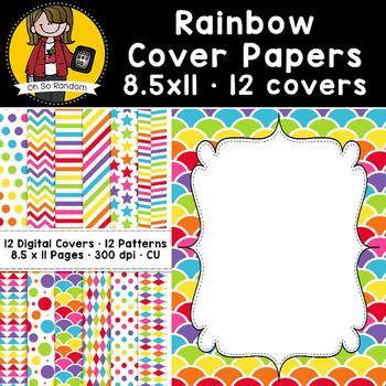 Rainbow Pages Set 2 (CU)