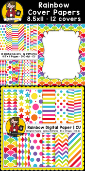 Rainbow Pages Set 2 (CU)