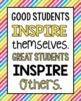 Rainbow Motivational Posters