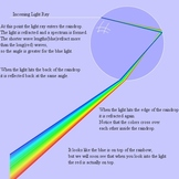 Rainbow Physics Simulations