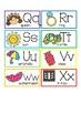 Rainbow Polka Dot Word Wall Headers