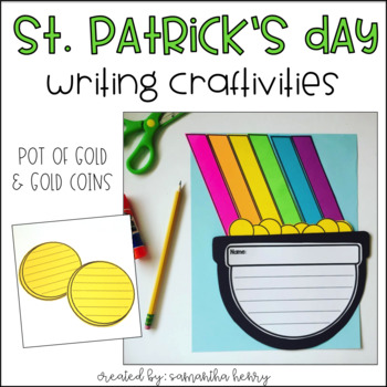 Rainbow Pot Of Gold Worksheets Teaching Resources Tpt