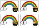 Rainbow & Pot of Gold Number Match