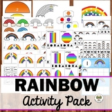 Rainbow Pre-K Activities