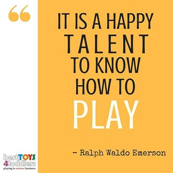 Rainbow Quotes about the Importance of Play