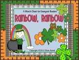 """Rainbow, Rainbow"" A St. Patrick's Day Chant: Activities, Centers & More!"