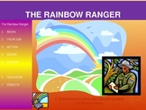 Rainbow Ranger PowerPoint - learn all about rainbows