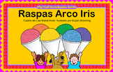 Rainbow Raspas Book - Spanish