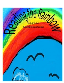 Reading the Rainbow Comprehension- Comprehension Modified