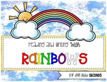Rainbow Reading and Writing