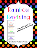 Rainbow Revising/Editing Tool and Bookmarks