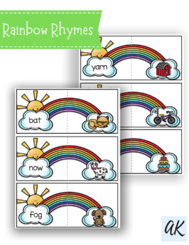 Rainbow Rhymes