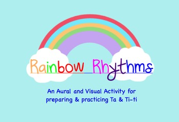 Rainbow Rhythms with Ta&Ti-ti