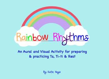 Rainbow Rhythms with Ta,Ti-ti & Rest