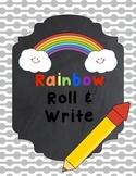 Rainbow Roll & Write