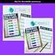 Rainbow Roll and Write