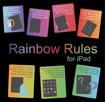 Rainbow Rules for iPad