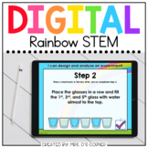 Rainbow STEM Digital Activity   Distance Learning