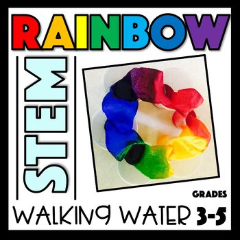 Rainbow STEM: Experiment Properties of the Water Molecule: Capillary Action 3-5