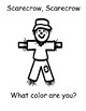 Rainbow Scarecrow (Interactive Book About Colors)