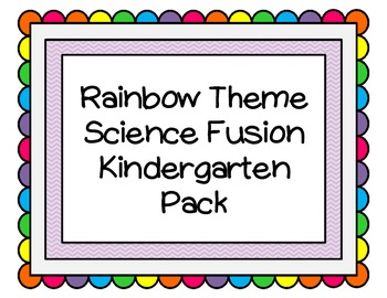 Rainbow Science Fusion Pack