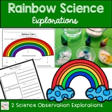 Rainbow Science Observation Projects