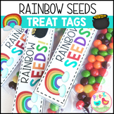 Rainbow Seeds Treat Tags