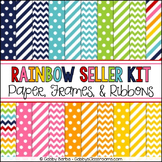Rainbow Seller Kit {JUMBO Freebie!}
