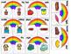 FREEBIE: Rainbow Sensory Bin: Opposite Concepts