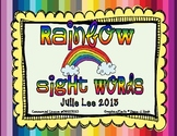 Rainbow Sight Words Fun