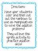 Rainbow Simple Addition