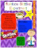 Rainbow Skittles Experiment