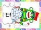 Rainbow Sock Monkey Classroom Theme