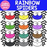 Rainbow Spiders