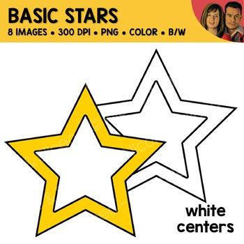 FREE Basic Star Clipart