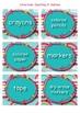{FREE} Rainbow Stationery Labels